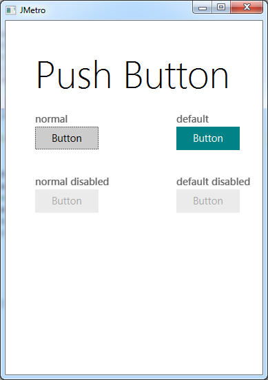 pushButton lightTheme1