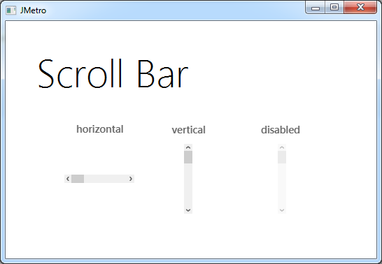 Scrollnavigator helps you to scroll your documents horizontally and vertically